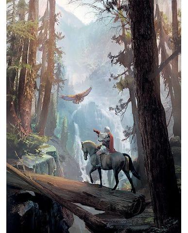 Артбук Искусство игры Assassin's Creed Одиссея