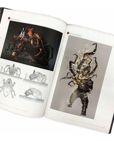 Артбук Dark Souls: Иллюстрации
