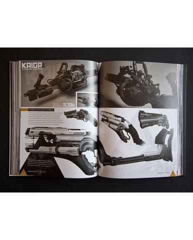 Артбук Искусство Deus Ex Universe
