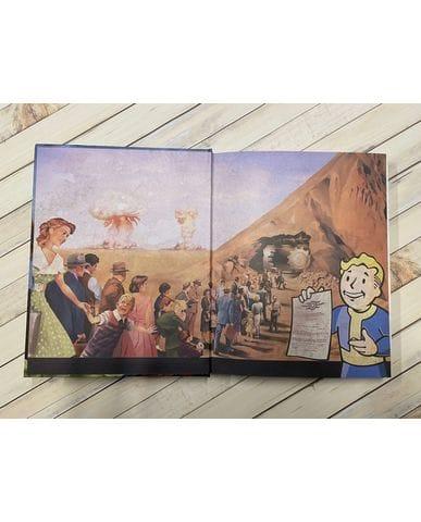 Fallout. Официальная поваренная книг жителя убежища