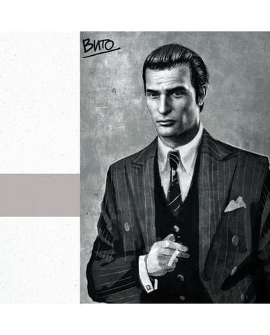 Артбук Мир игры Mafia 3