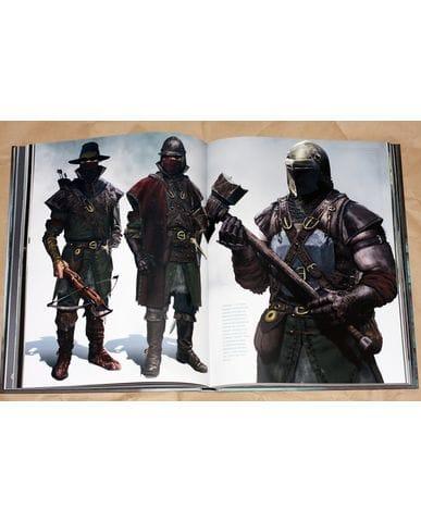 Артбук Мир игры Total War