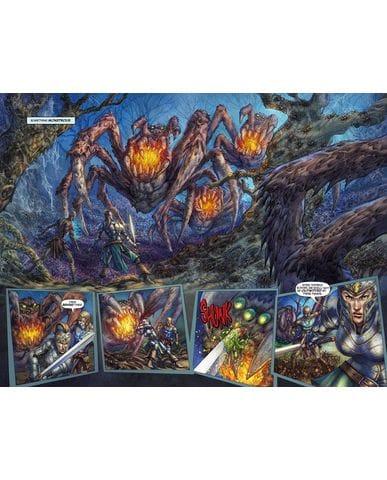 Комикс Dark Souls: Volume 1