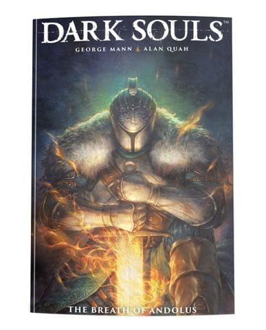 Комикс Dark Souls. Volume 1