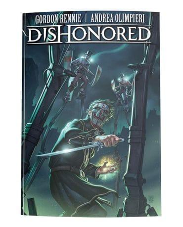 Комикс Dishonored. Volume 1