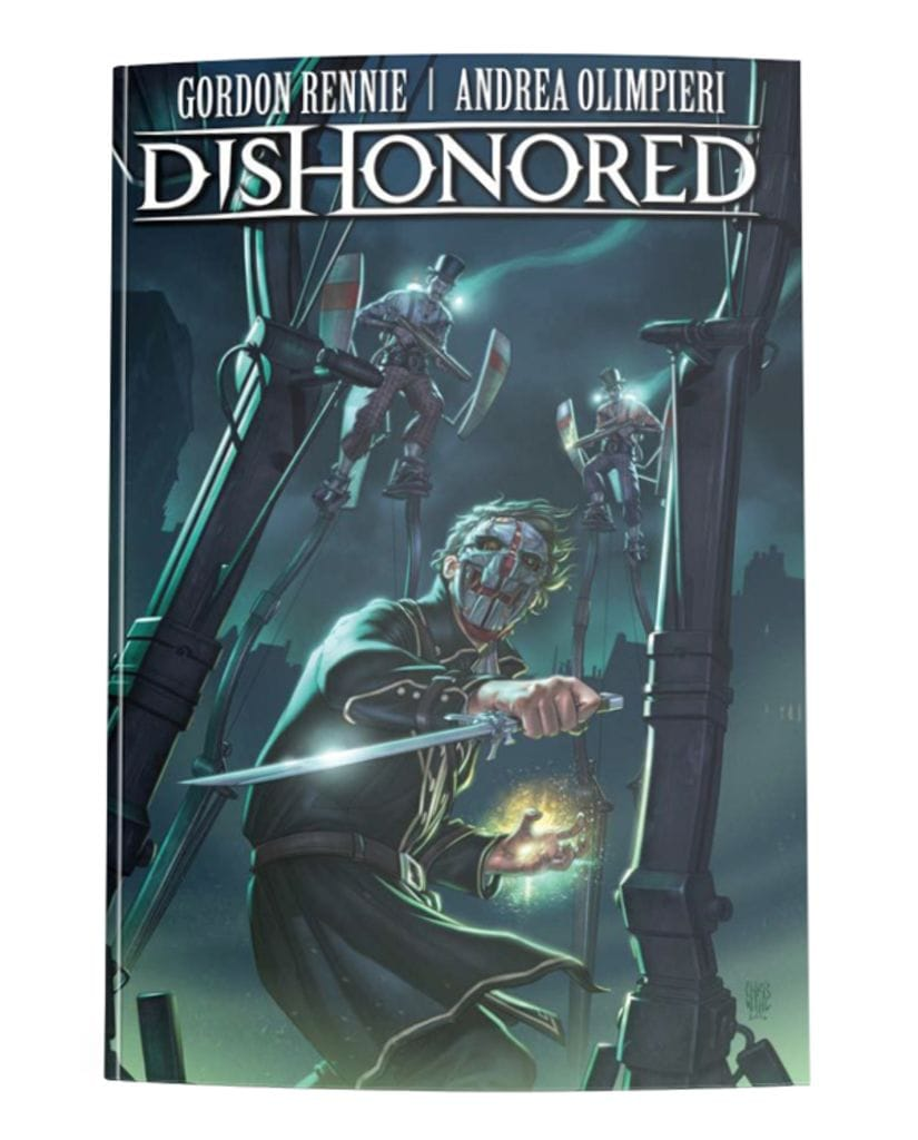 Комикс Dishonored. Volume 1