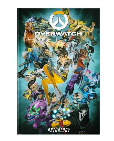 Комикс Overwatch: Anthology. Volume 1