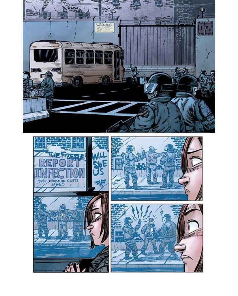 Комикс The Last of Us: American Dreams