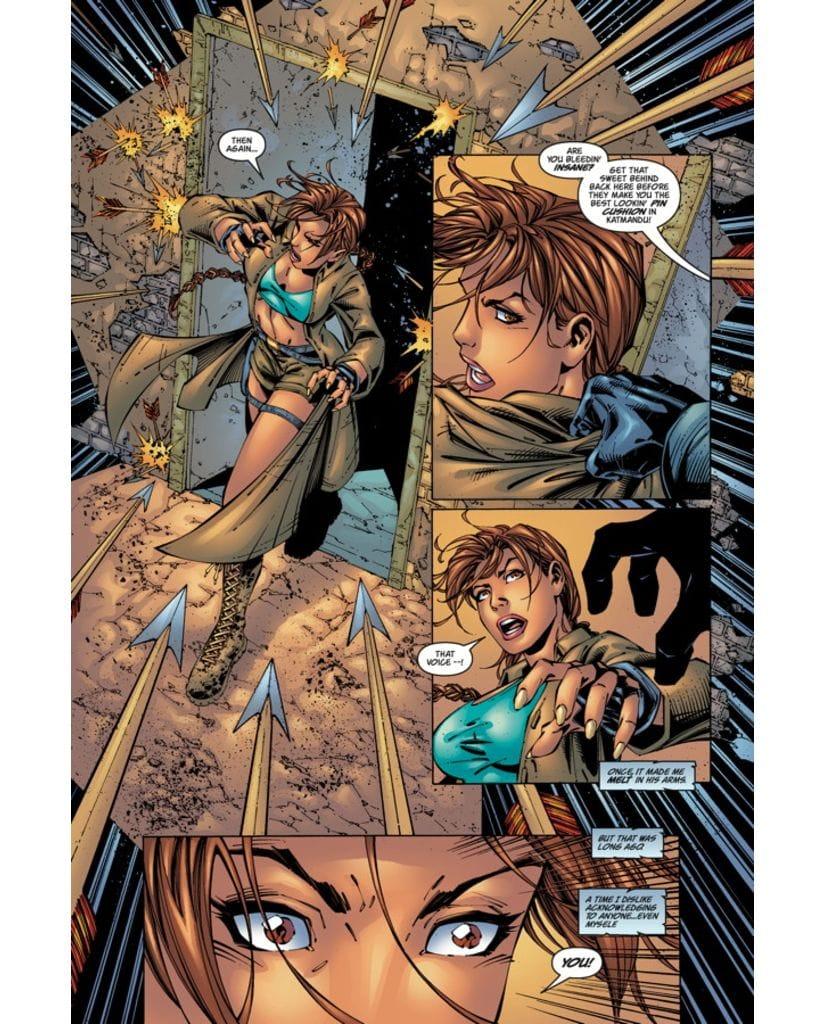 Комикс Tomb Raider Archives: Volume 1