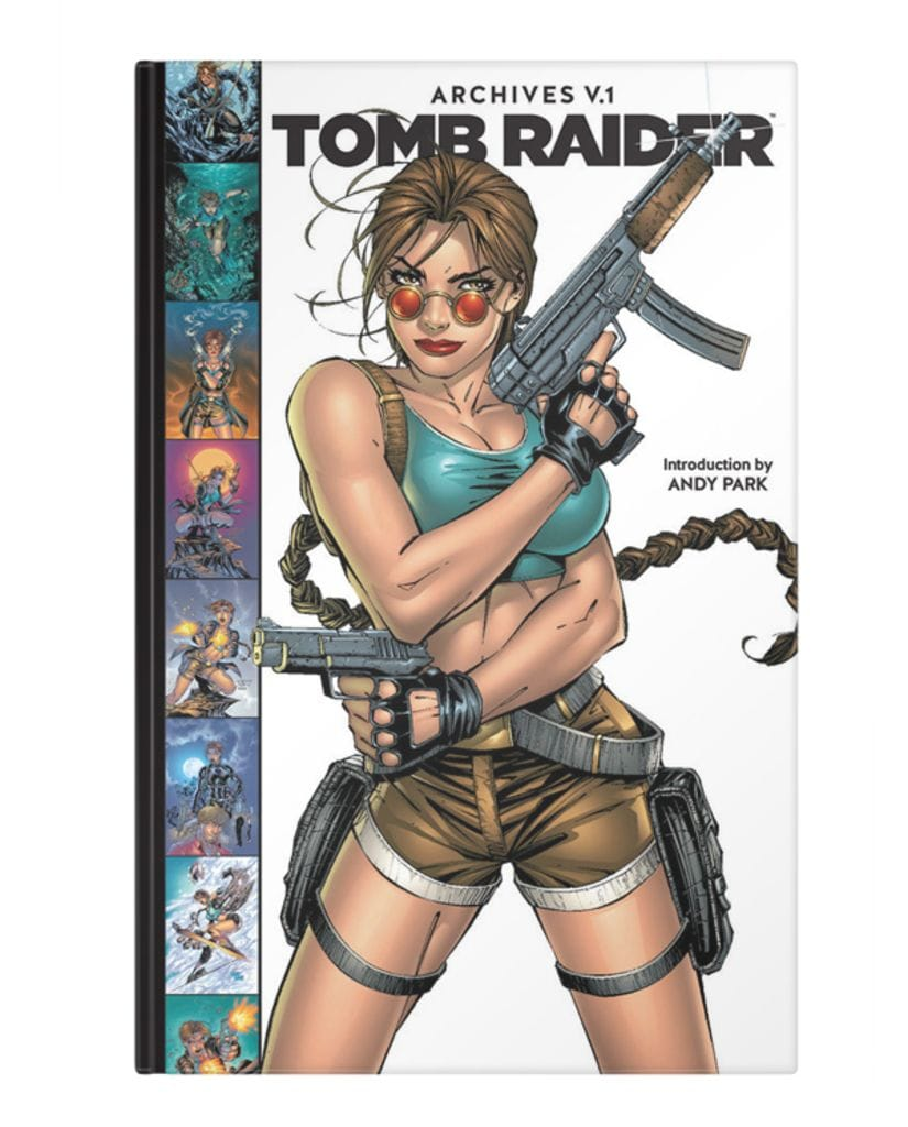 Комикс Tomb Raider Archives: Volume 1