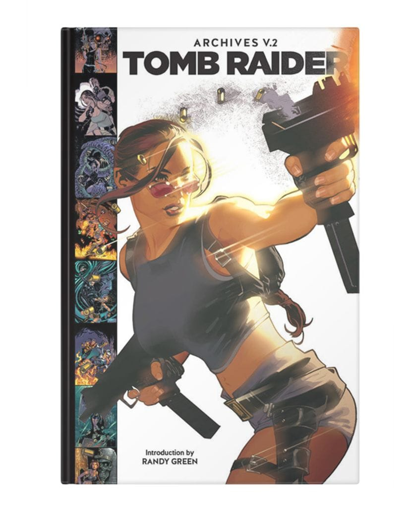 Комикс Tomb Raider Archives: Volume 2