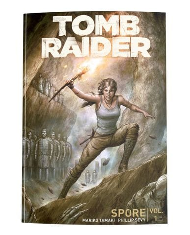 Комикс Tomb Raider: Volume 1