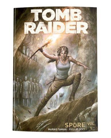 Комикс Tomb Raider. Volume 1
