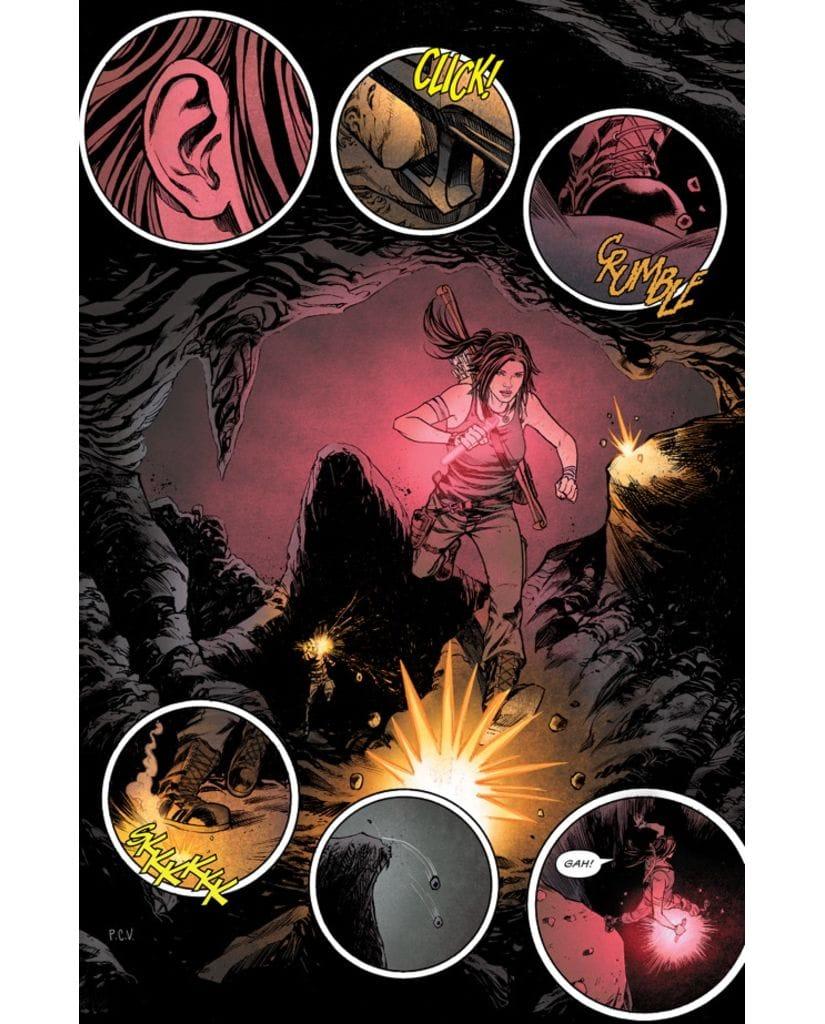 Комикс Tomb Raider: Volume 1