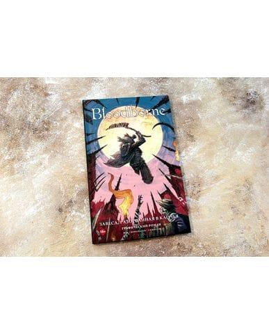 Комикс Bloodborne: Завеса, разорванная в клочья