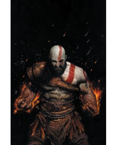 Комикс God of War
