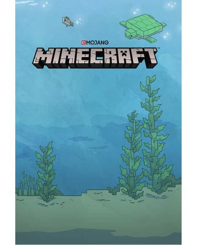 Комикс Minecraft. Том 2