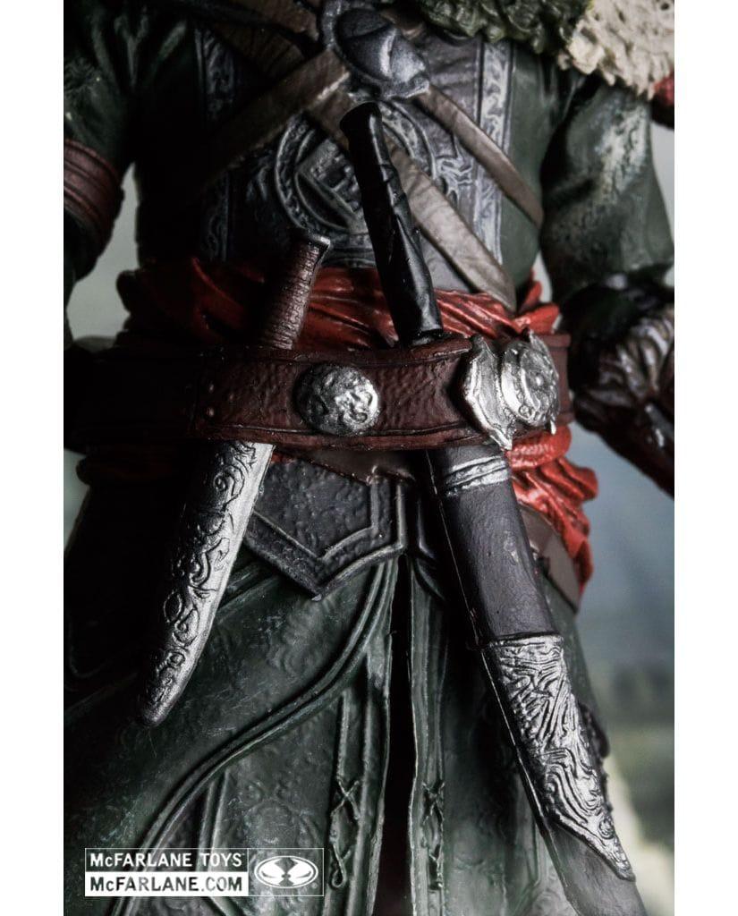 Фигурка Assassin's Creed – Il Tricolore Ezio Auditore (15 см) (Series 5) McFarlane Toys