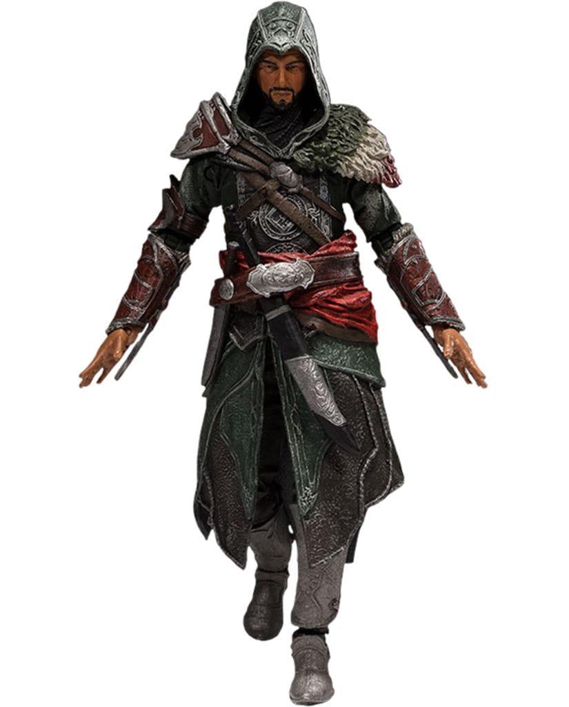 Фигурка Assassin's Creed - Il Tricolore Ezio Auditore (15 см) (Series 5)