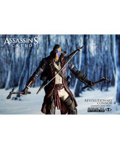 Фигурка Assassin's Creed - Revolutionary Connor (15 см) (Series 5)