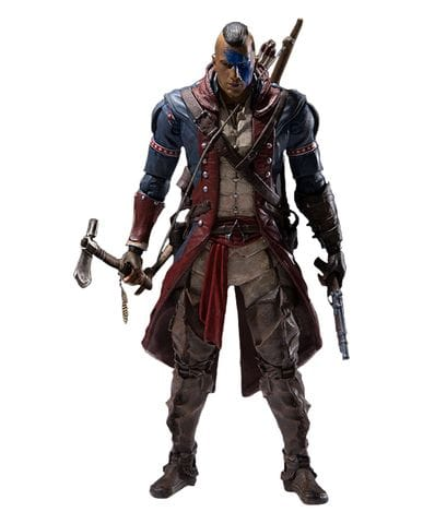 Фигурка Assassin's Creed - Revolutionary Connor (15 см) (Series 5) McFarlane