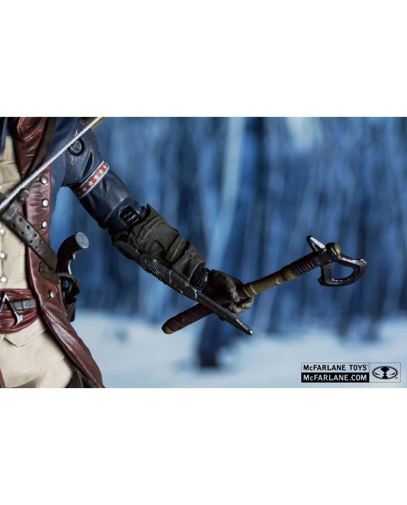 Фигурка Assassin's Creed - Revolutionary Connor (15 см)