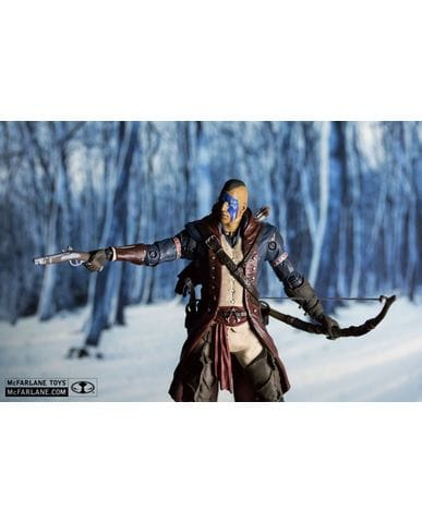 Фигурка Assassin's Creed - Revolutionary Connor (15 см) (Series 5)