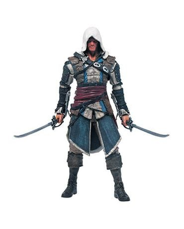 Фигурка Assassin's Creed - Edward Kenway (15 см) (Series 1) McFarlane Toys