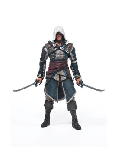 Фигурка Assassin's Creed - Edward Kenway (15 см) (Series 1)