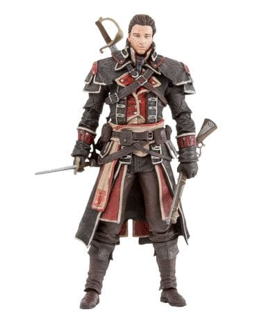Фигурка Assassin's Creed - Shay Cormac (15 см) (Series 4) McFarlane Toys