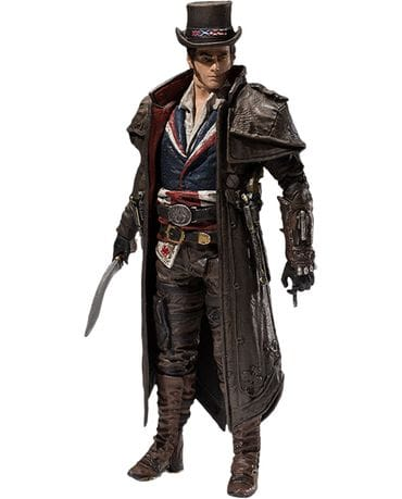 Фигурка Assassin's Creed - Union Jacob Frye (15 см) (Series 5) McFarlane