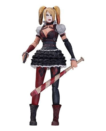 Фигурка Batman: Arkham Knight - Harley Quinn (17 см) DC Collectibles