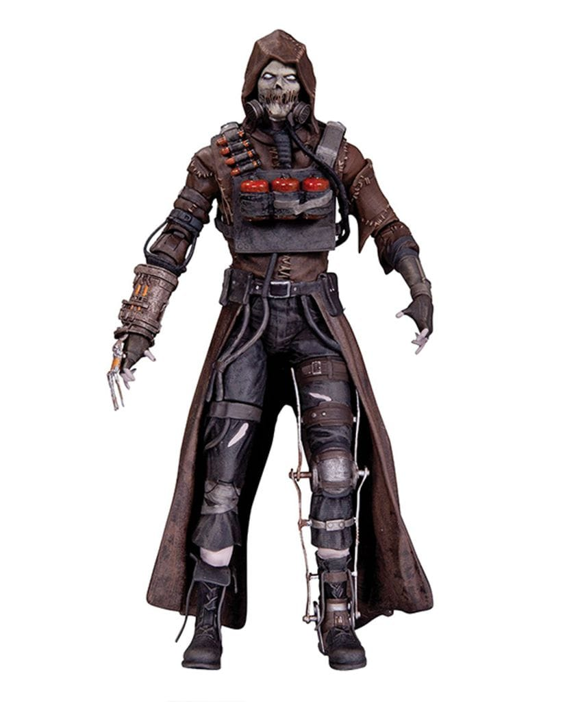 Фигурка Batman: Arkham Knight - Scarecrow (17 см) DC Collectibles