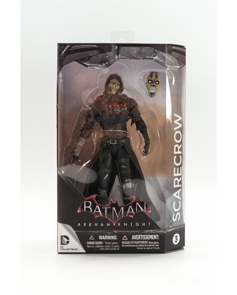 Фигурка Batman: Arkham Knight - Scarecrow (17 см)