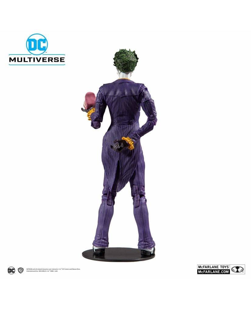 Фигурка Batman: Arkham Asylum – Joker (18 см) McFarlane Toys