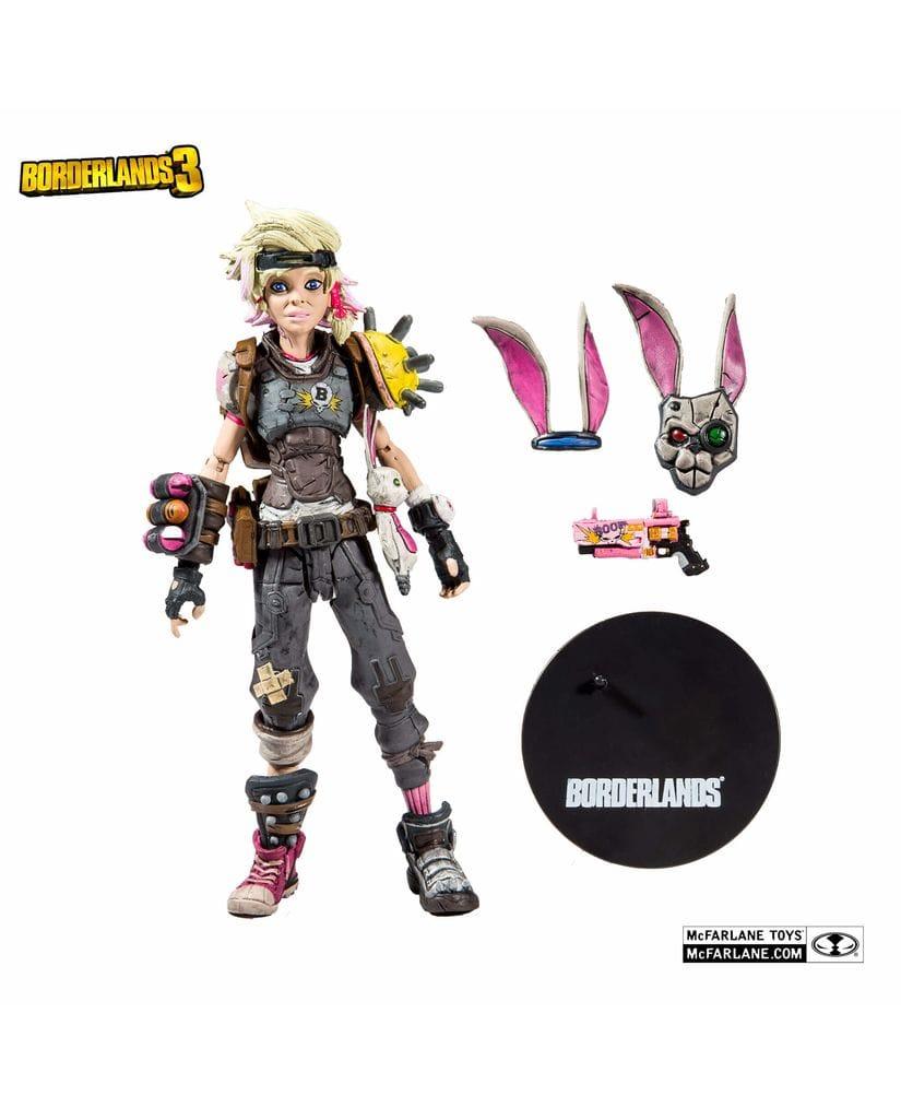 Фигурка Borderlands 3 - Tiny Tina (18 см) McFarlane Toys