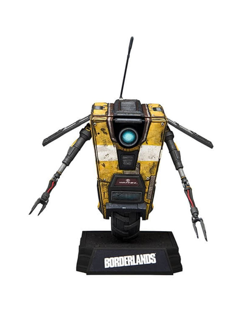 Фигурка Borderlands - Claptrap (11,5 см)