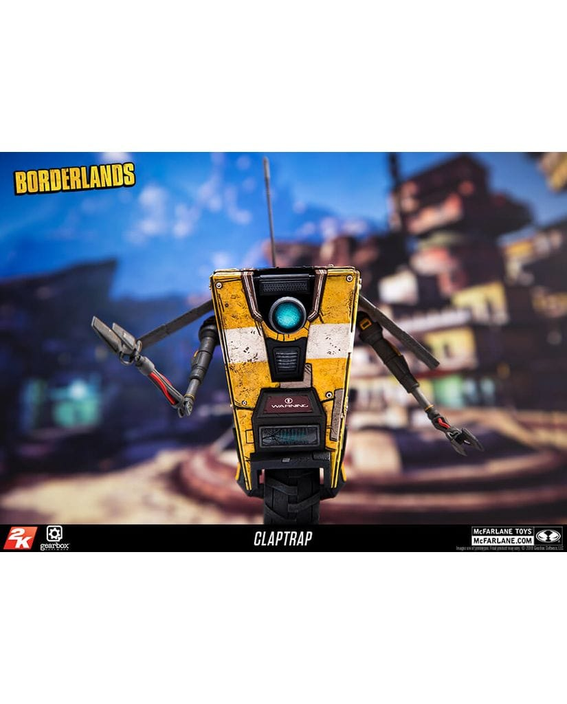 Фигурка Borderlands - Claptrap (11,5 см)