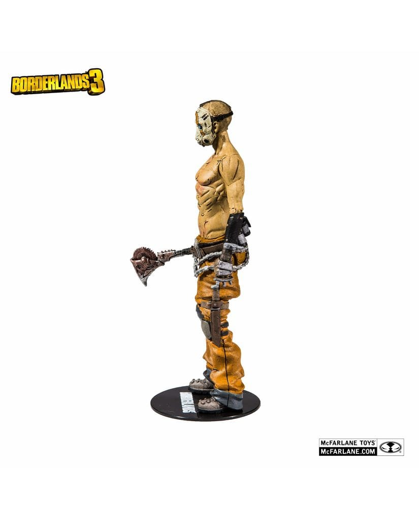 Фигурка Borderlands 3 - Psycho (18 см) McFarlane
