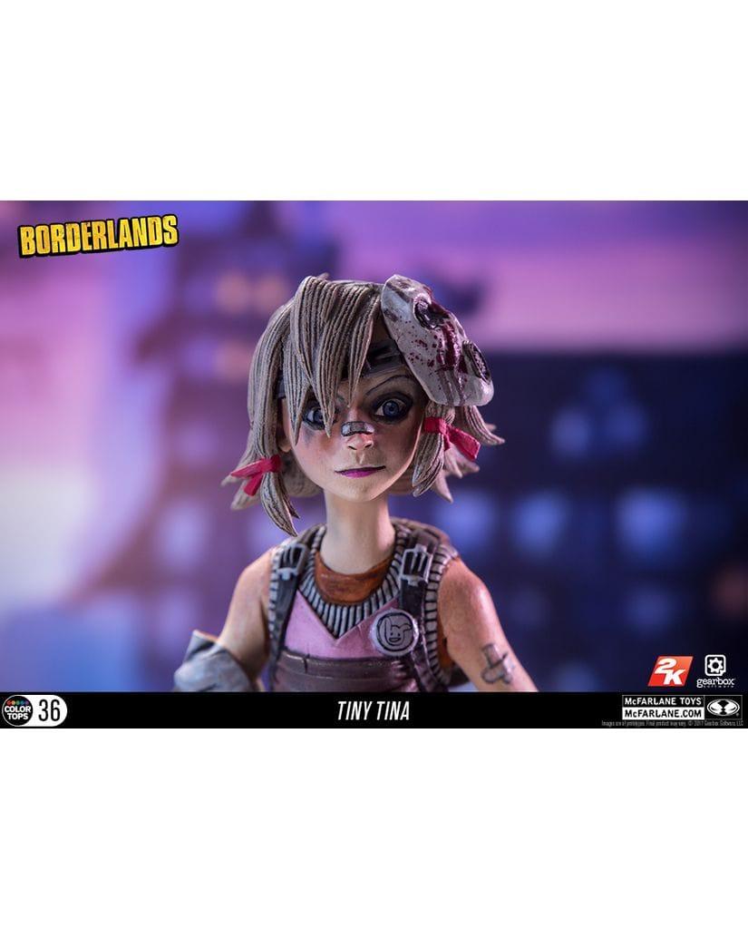 Фигурка Borderlands - Tiny Tina (18 см) McFarlane Toys