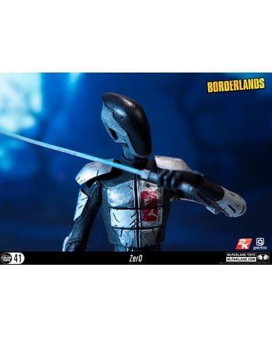 Фигурка Borderlands - Zero (18 см)