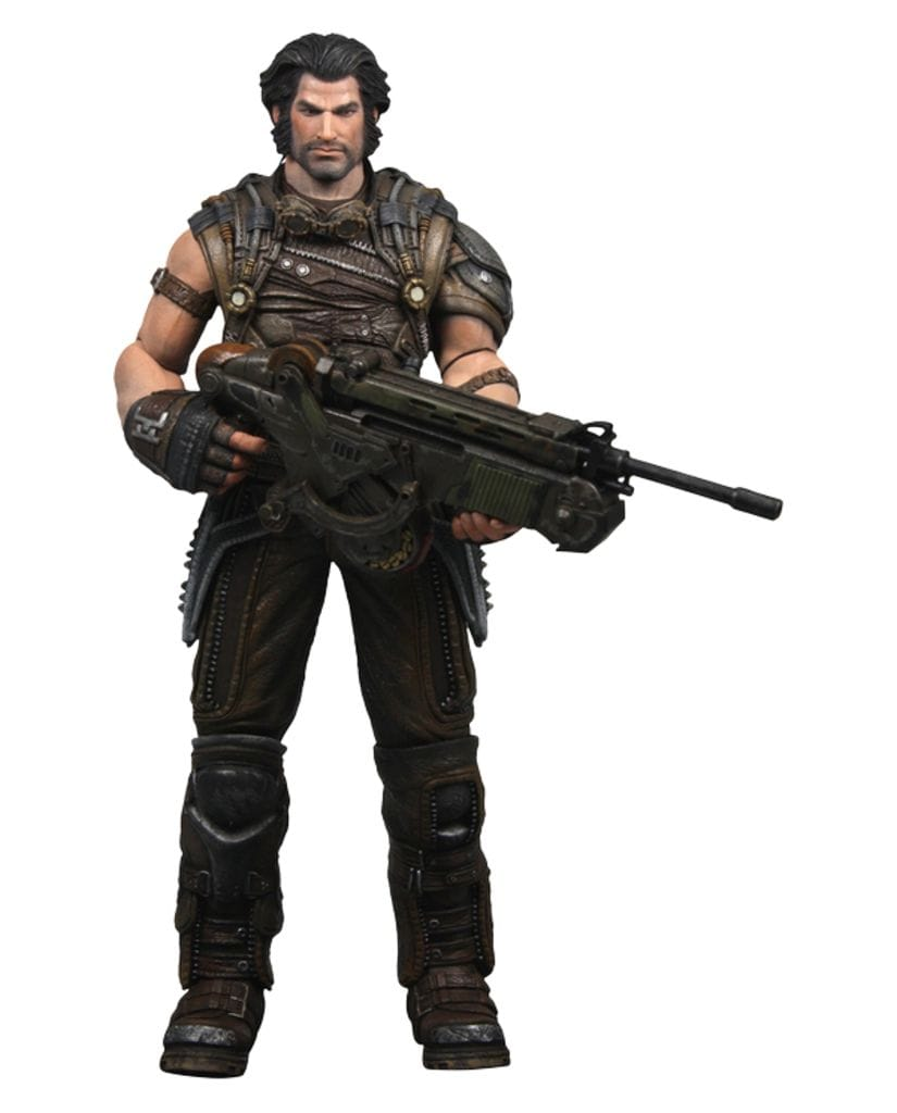 Фигурка Bulletstorm - Grayson Hunt (18 см)