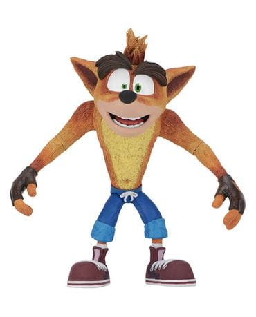 Фигурка Crash Bandicoot - Crash Bandicoot (14 см) Neca