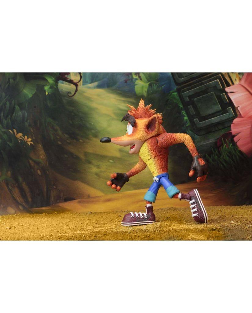 Фигурка Crash Bandicoot - Crash Bandicoot (14 см) Neca