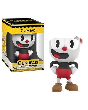 Фигурка Cuphead - Cuphead (9,5 см) Funko