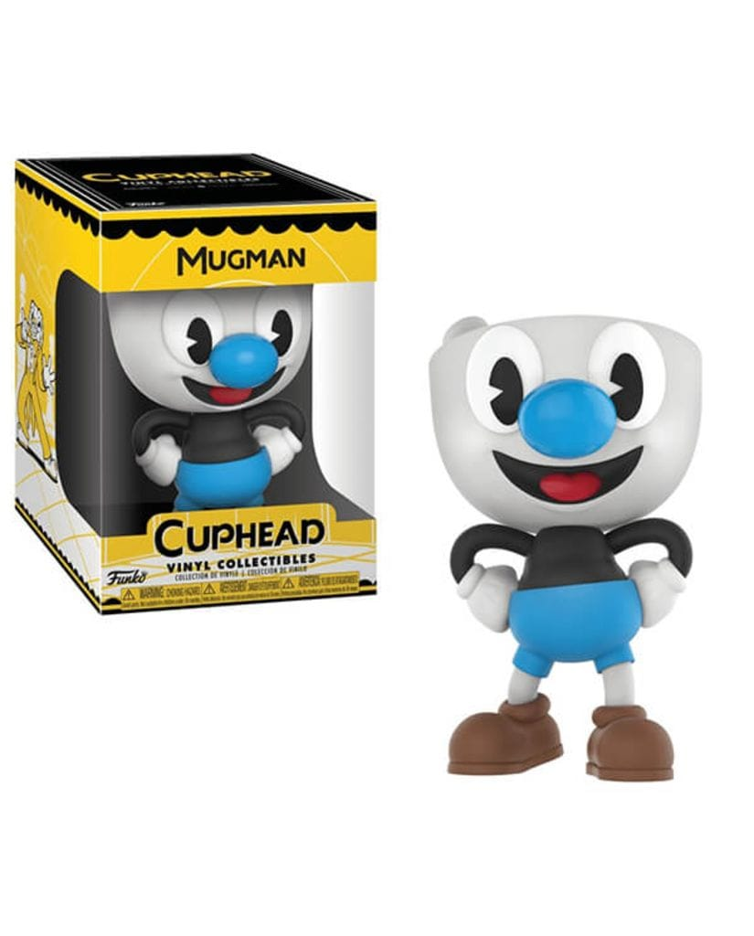 Фигурка Cuphead - Mugman (9,5 см) Funko