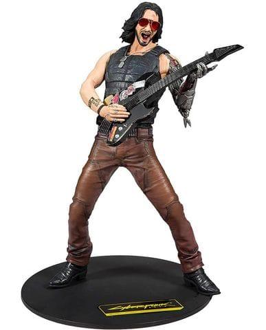 Фигурка Cyberpunk 2077 – Johnny Silverhand (30 см) McFarlane Toys