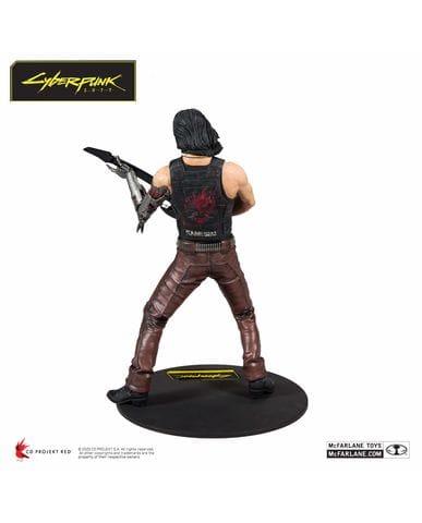 Фигурка Cyberpunk 2077 - Johnny Silverhand (30 см) McFarlane Toys