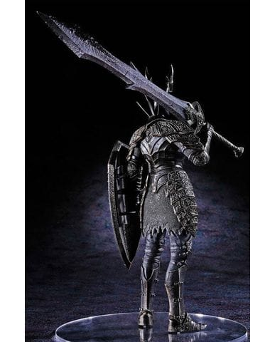 Фигурка Dark Souls - Black Knight (20 см) Banpresto
