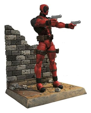 Фигурка Deadpool - Select Deadpool (18 см) Diamond Select Toys
